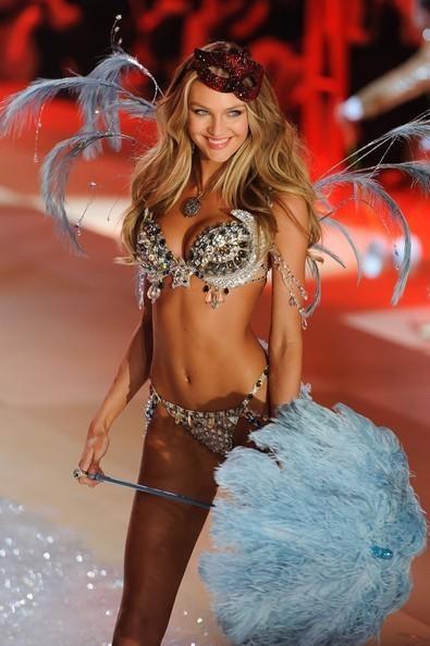 Candice Swanepoel at VS Fashion Show