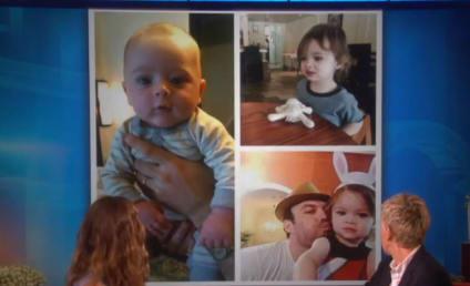 Megan Fox Debuts Baby Photos on Ellen: Cuteness Overload!
