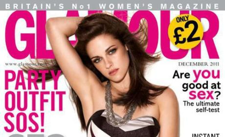 Kristen Stewart Hates on Jocks, Laughs at Robert Pattinson