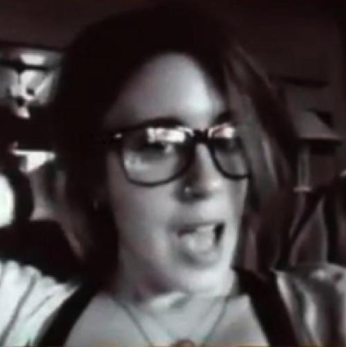 Casey Anthony Video Diary Pic