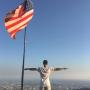 Justin Bieber, American Flag