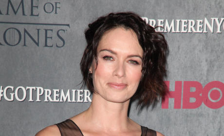 Lena Headey Welcomes Second Child!!!