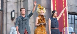 Catching Fire Blazes to November Box Office Record
