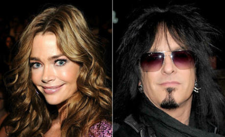 Denise Richards and Nikki Sixx: It's Already Over!