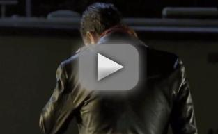The Walking Dead Season Finale Teaser: Heeeere's Negan!