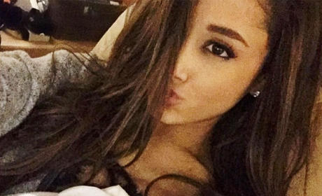Ariana Grande in the Morning
