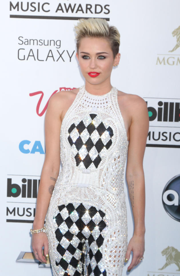 Miley Cyrus at Billboard Music Awards