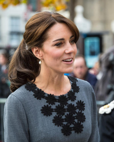 Kate Middleton Visits Islington, UK