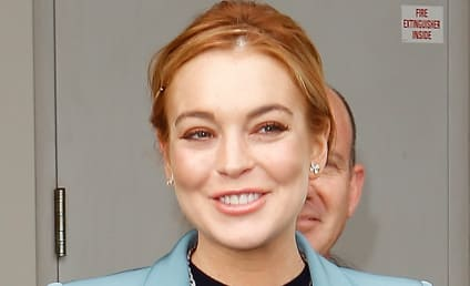 Lindsay Lohan Runs Away from Liver Problems