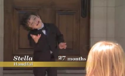 The Baby Bachelor: Unveiled on Jimmy Kimmel Live!