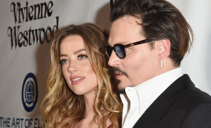 Amber Heard: Pregnant With Johnny Depp's Baby?!