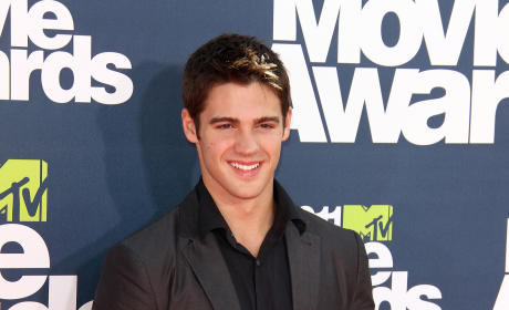 Steven R. McQueen on the Red Carpet