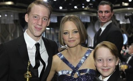 Jodie Foster Sons: Father Unknown?