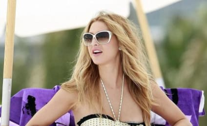 Bikini-Clad Whitney Port Hits Up South Beach