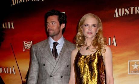 Jackman and Kidman Strut