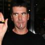 Simon Cowell Smoking