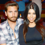 Kourtney Kardashian & Scott Disick Have Date With Kids at Harry Potter World