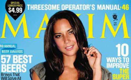 Olivia Munn Maxim Cover Labeled Disgusting, Pornographic