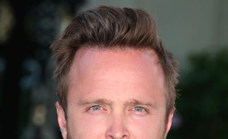 Aaron Paul Photograph