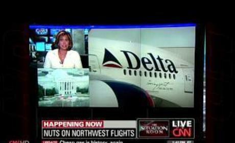 CNN Anchor Goes Nuts