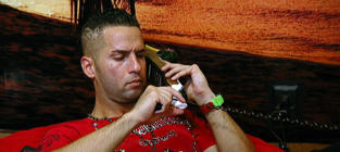 "The Situation's Dad Writing Tell-All Book; Jersey Shore Star Responds to ""Hurtful"" Allegations"