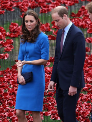 Kate Middleton and Her Husband