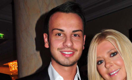 Michael Axtmann and Tara Reid: Engaged!