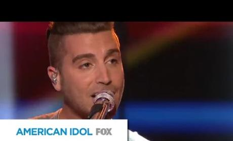 "Nick Fradiani - ""Teenage Dream"""