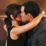 Jason Mesnick, Melissa Rycroft Kiss