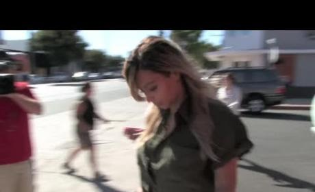 Kim Kardashian and Blac Chyna in September 2013