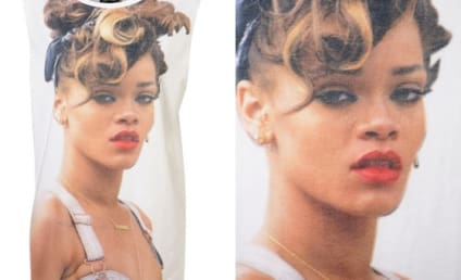 Rihanna Sues Topshop For $5 Million Over Ridiculous Rihanna Shirt