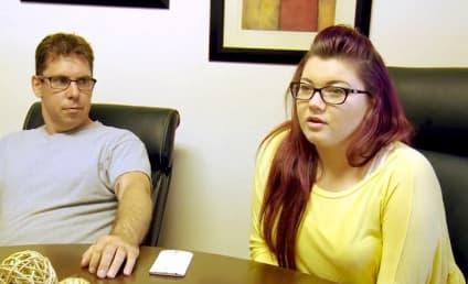Amber Portwood Deletes Rant About Matt Baier, Pledges No Negativity