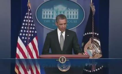 "Obama: Boston Bombings ""Act of Terrorism"""