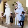 Kanye West & Tyga Dress Up as Easter Bunnies and It's Pretty Stinkin' Adorable