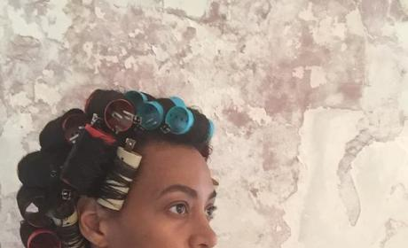 Solange Knowles: Makeup-Free on Twitter!