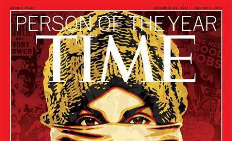 Time Magazine Person of the Year: The Protester!