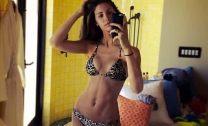Katherine Webb Bikini Photo Makes For a Happy Honeymoon