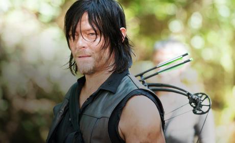 Daryl, Ready for Battle