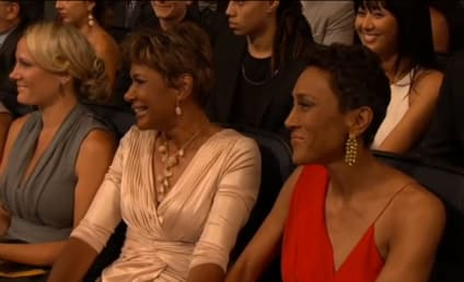 Amber Laign: Identified as Robin Roberts' Girlfriend