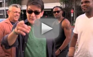 Charlie Sheen BLASTS Chuck Lorre