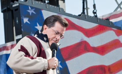 Call Stephen Colbert Hotline and Repent!