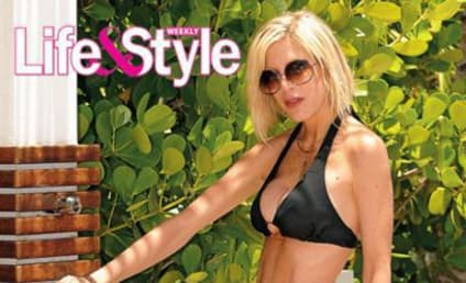 Cheeseburger, Stat! Tori Spelling is Very Thin