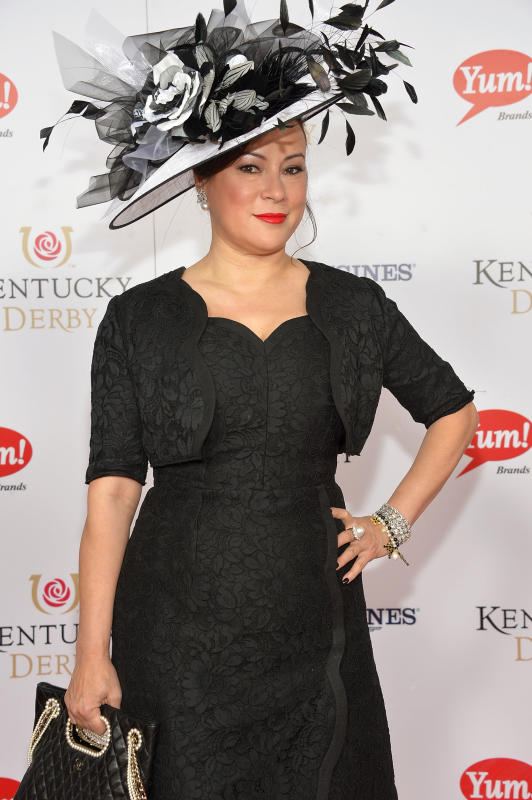 Jennifer tilly hat