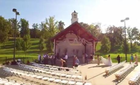 Amy Duggar Wedding Video