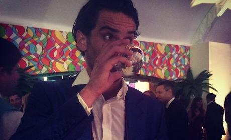 Ryan Sweeting: Emmys After Party Photo