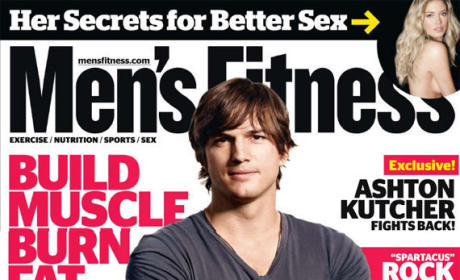 Ashton Kutcher Prepares for the Apocalypse