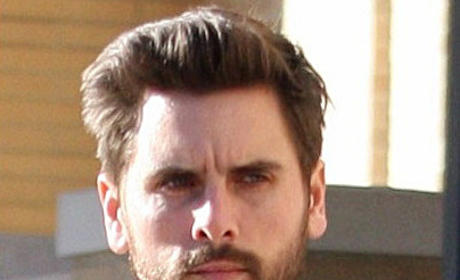 Scott Disick: Still Getting Paid For Keeping Up with the Kardashians ... On One Condition