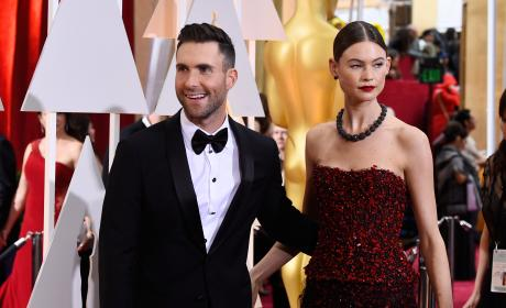 Adam Levine Welcomes First Child!