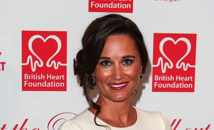 Pippa Middleton: Trolling Gym For Rich Husband on Valentine's Day?