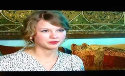 """Taylor Swift Song Preview: """"Back to December"""""""